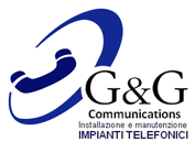 G & G Communication Logo
